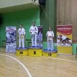 Kamila Garczarek pierwsza z prawej