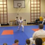 Kamila Garczarek - srebrna medalistka turnieju w kata i kumite